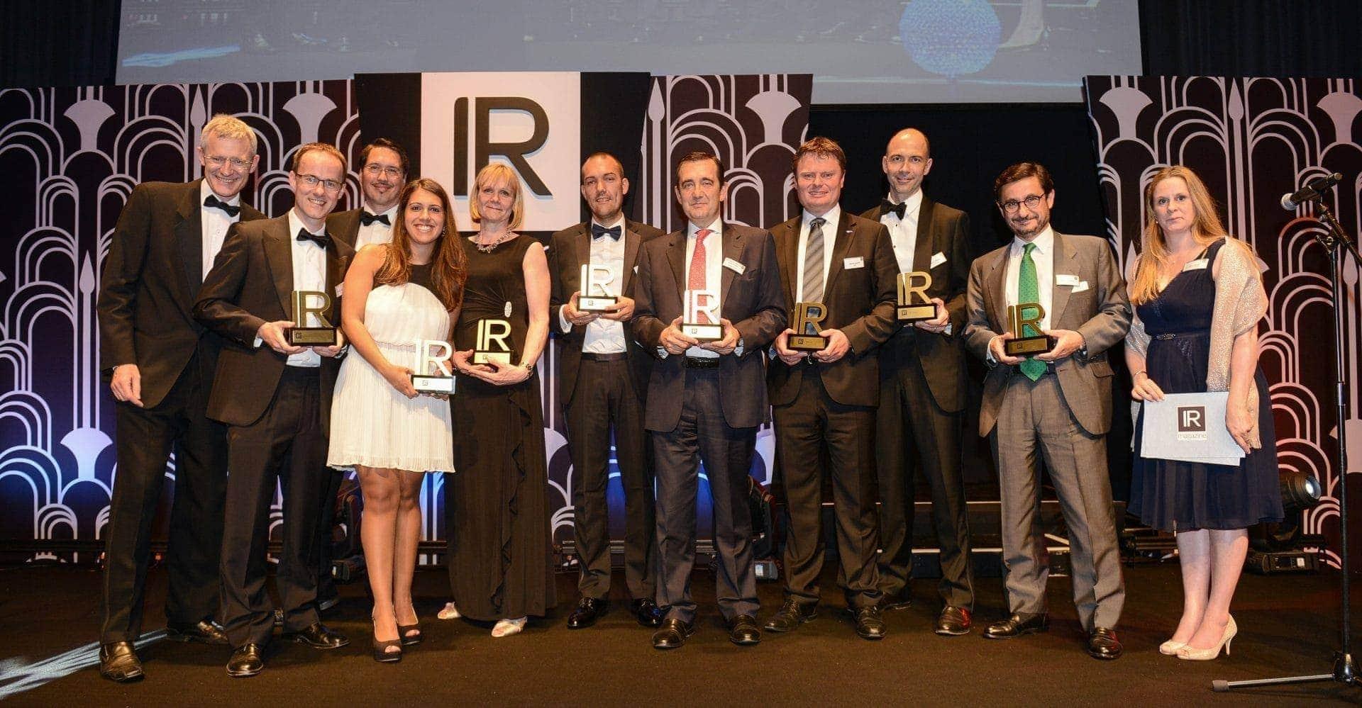 Ferrovial Noticias Premio IR Magazine a la empresa Industrial