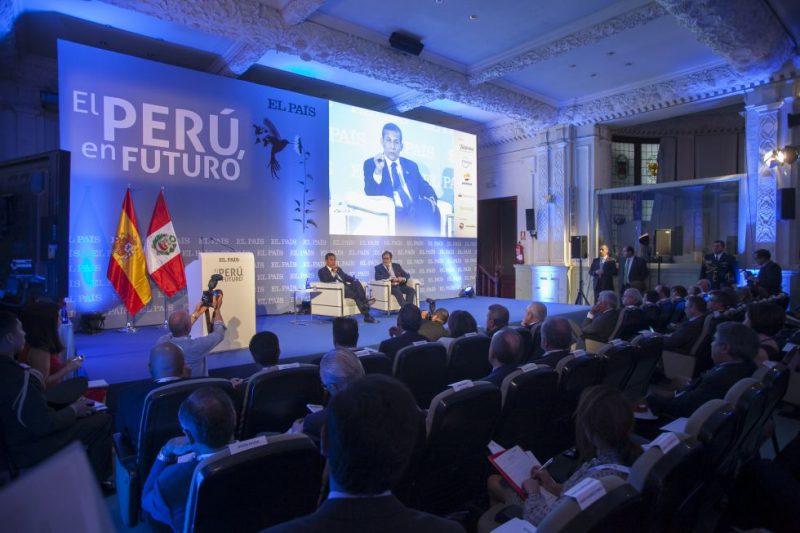 Ferrovial Noticias Foro el Peru en futuro el pais
