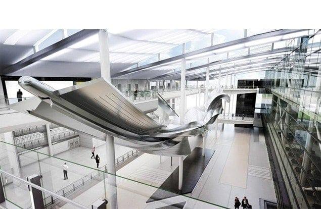 Terminal 2 de Heathrow