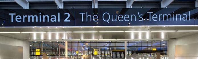 queens terminal heathrow