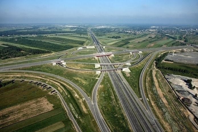 Ferrovial Agroman Budimex Polonia Carretera