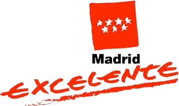 Ferrovial Logo Madrid Excelente