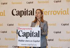Ana Pastor Capital Desayuno Ferrovial