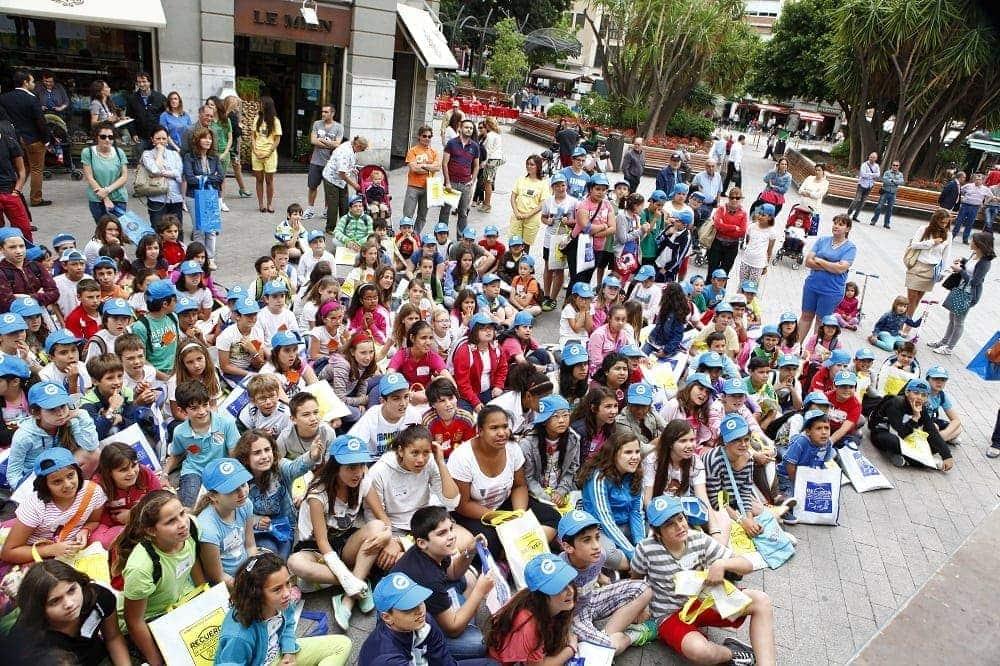 Ferrovial Servicios Murcia Día Mundial del Reciclaje