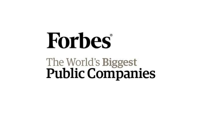 Ferrovial Forbes Ranking 2000