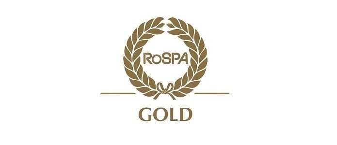 Amey ROSPA Gold award