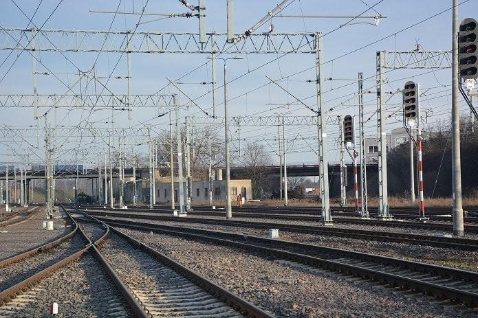Modernización de línea ferrocarril en Polonia