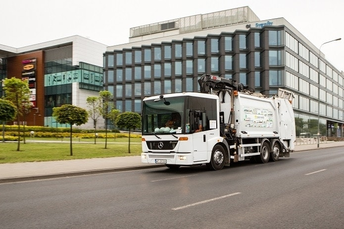 Poznan, gestión de residuos, mantenimiento de instalaciones, FBserwis