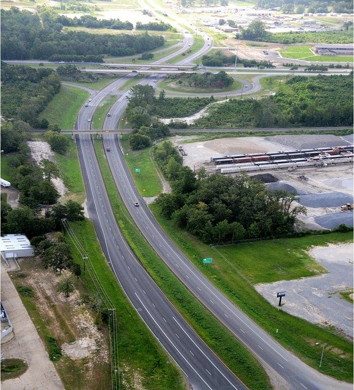 carreteras estados unidos US 59 State, Texas