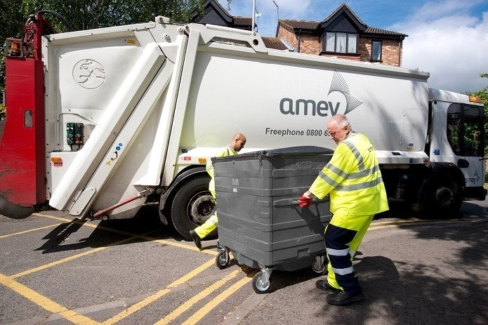 Amey waste collection