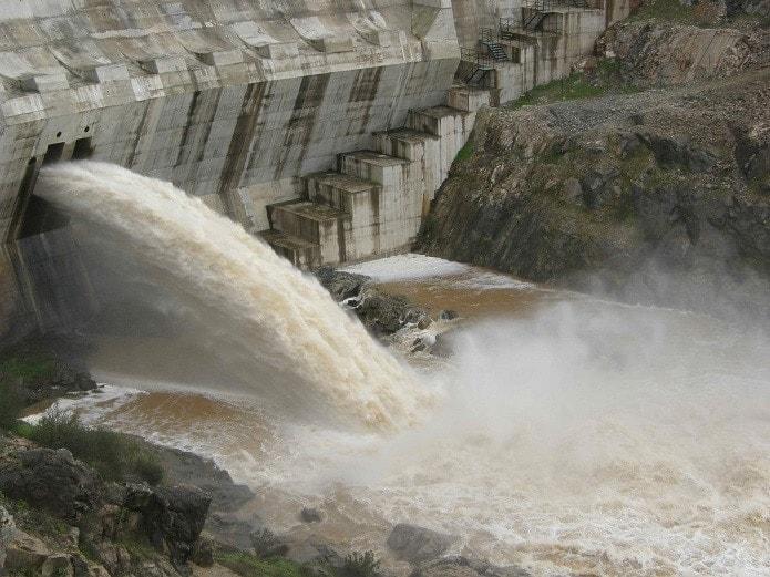 Ferrovial Agroman Dam