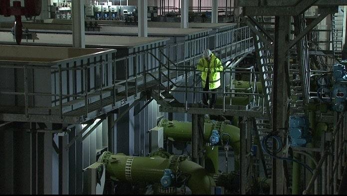 Amey Waste Water Infrastructure