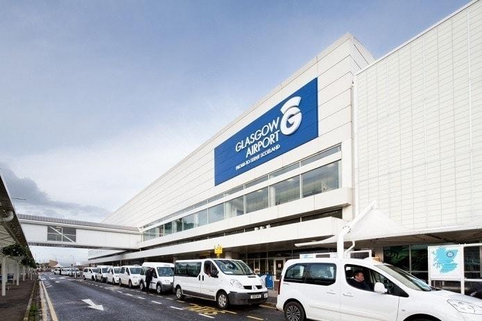 Aeropuerto Glasgow
