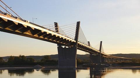 budimex bridge kwidzyn poland