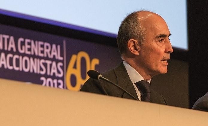 Rafael del Pino Ferrovial Chairman