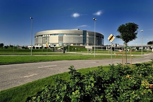 Ferrovial Servicios FBSerwis Sport Center of Sopot Poland