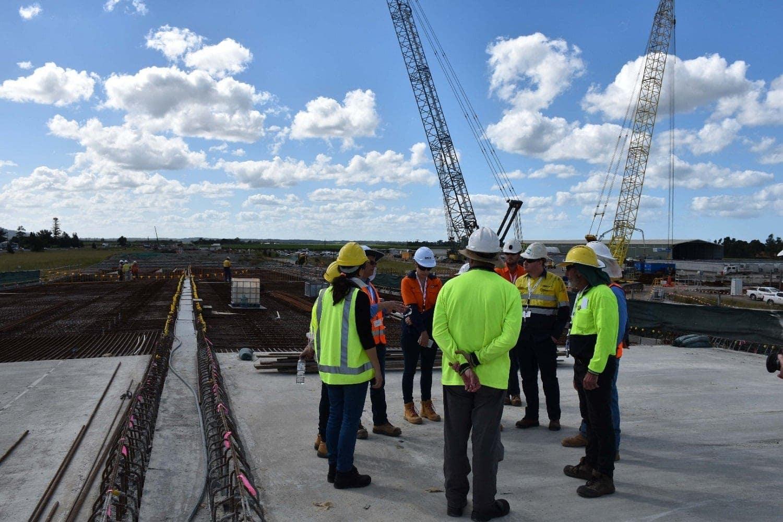 engineers australia at harwood bridge
