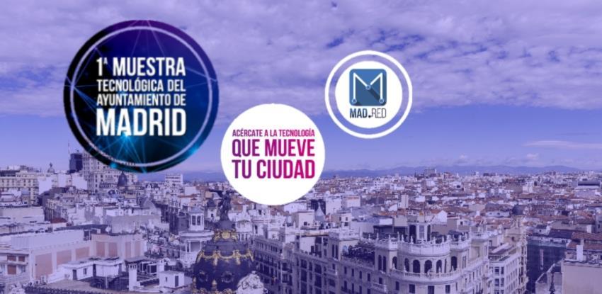 Logos Feria Tecnología Madird