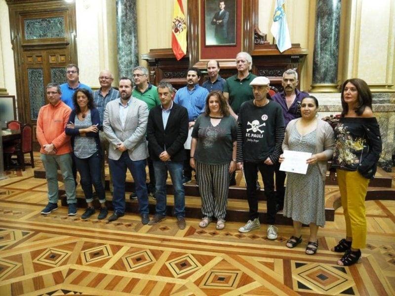 La escuela de oficios de Ferrovial Servicios y el ayuntamiento de A Coruña