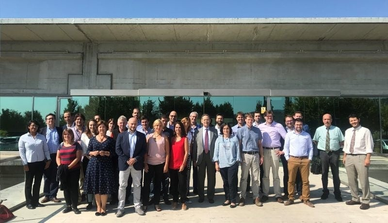 Ferrovial FORSEE Programme Group Photo