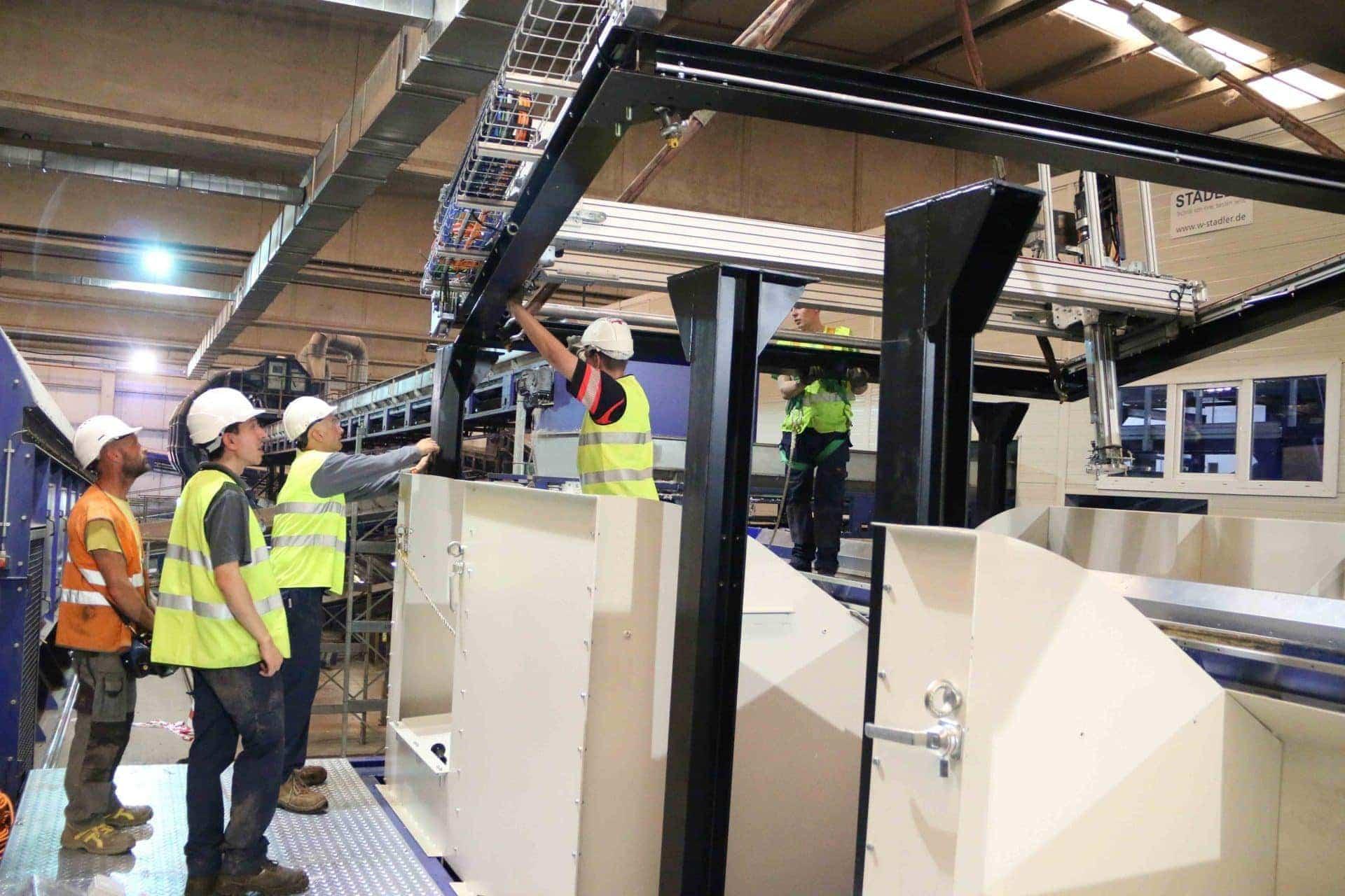 Ferrovial lidera el proyecto 'ZRR for Municipal Waste' para la robotización del tratamiento de residuos urbanos
