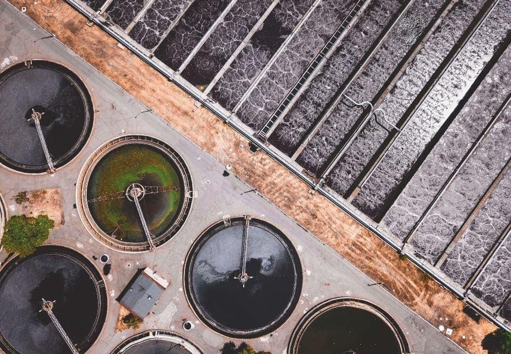 Cadagua. Planta de aguas residuales para producción de biometano