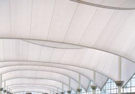 Jeppensen Terminal in Denver International Airport (USA)