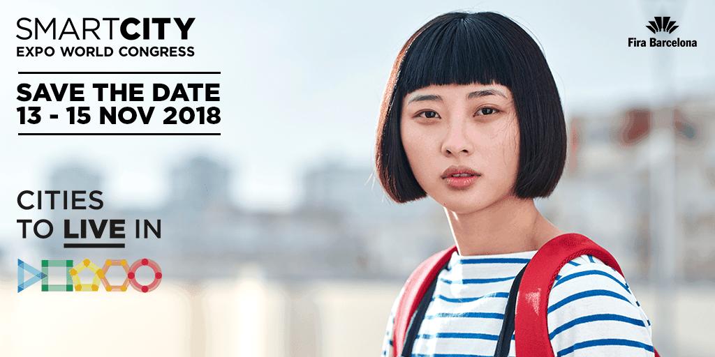fira de barcelona smart city expo 2018