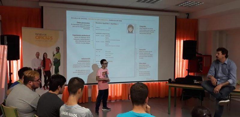 Talavera Vocational School employment