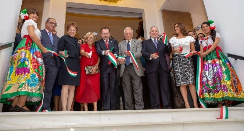 Ferrovial Agromán inaugura la Casa de México