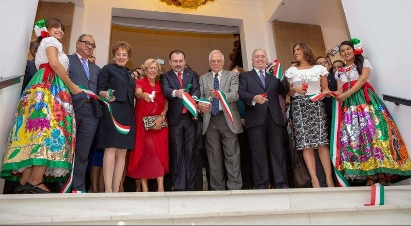 La Casa de Mexico Opens Its Doors