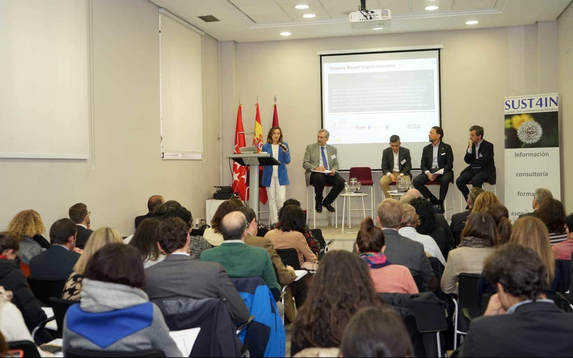 Ferrovial participa en la COP y The Day After