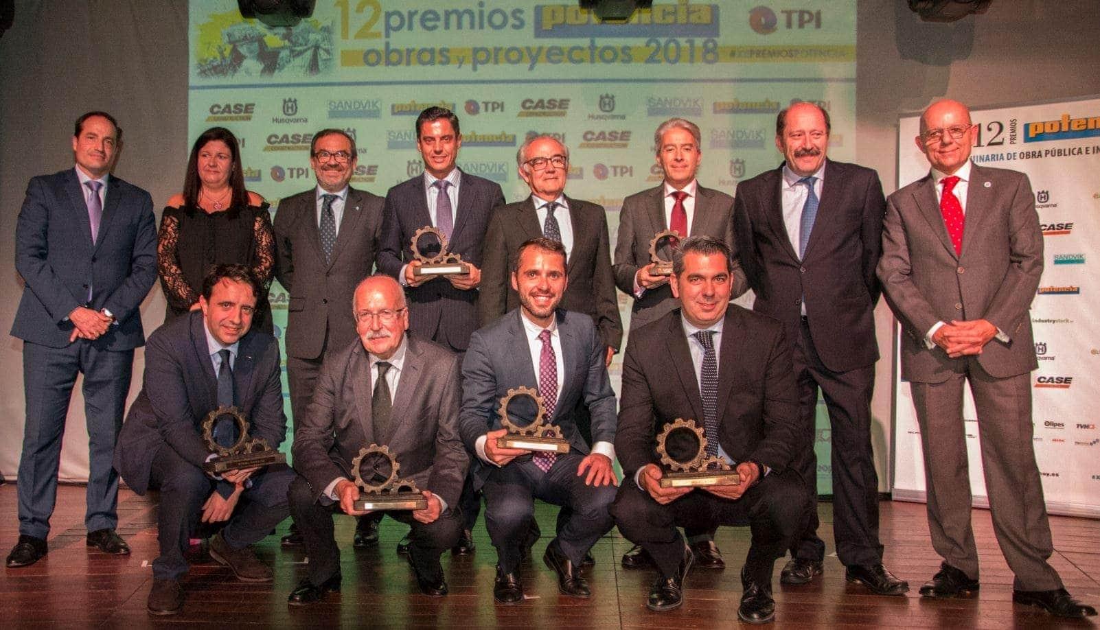 premiados premios Erques 2018
