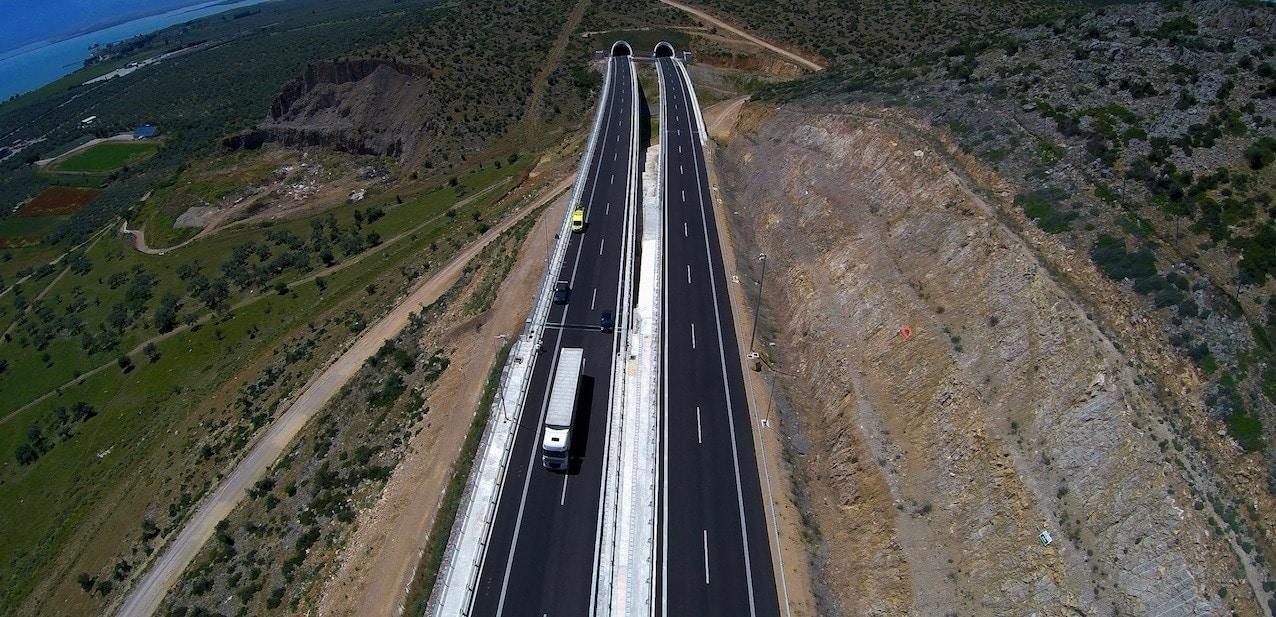 Autopista Kentriki Odos, Grexia