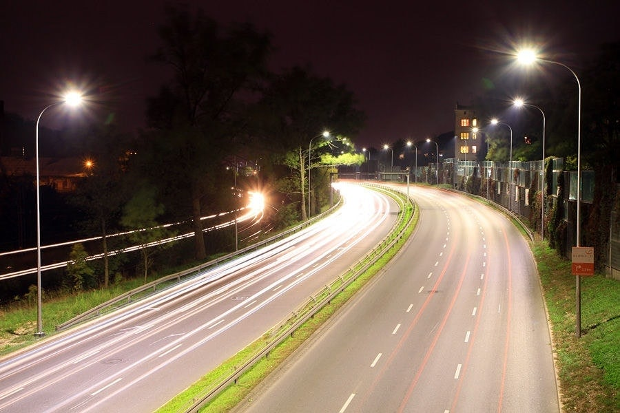 FBSerwis carretera alumbrado público Polonia