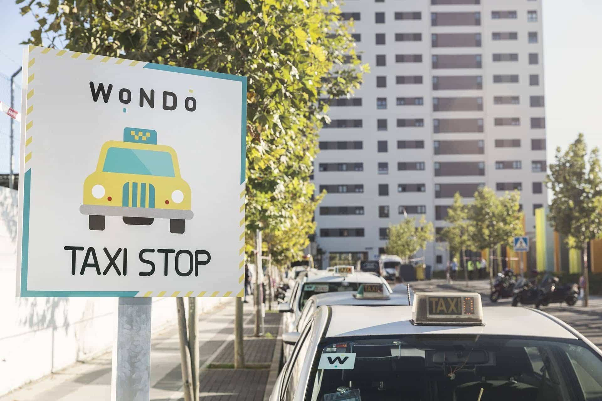 Wondo, Ferrovial's new mobility service