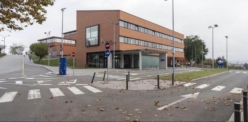 Agroman concluye hospital Jove