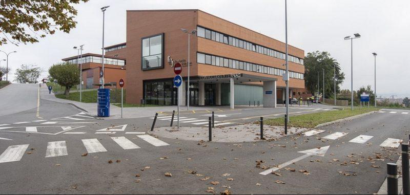 Agroman finishes renovation Hospital Jove