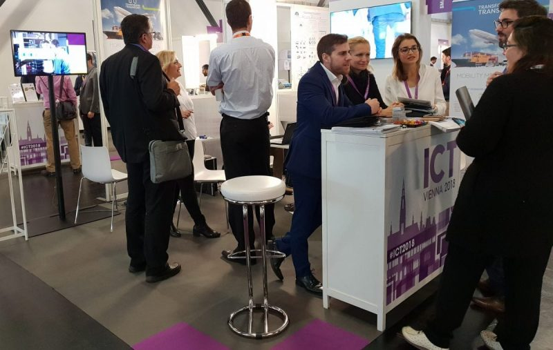 ICT 2018 Stand