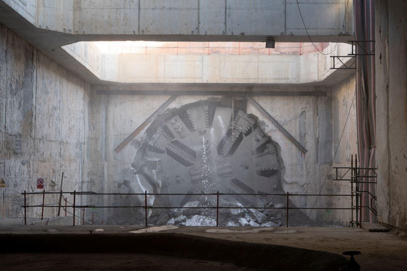 Rodalies Tunnel