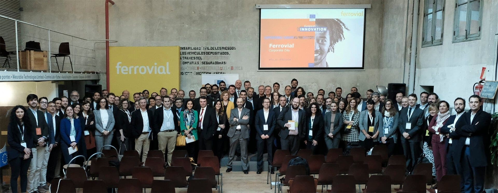 Ferrovial celebrates Corporate Day