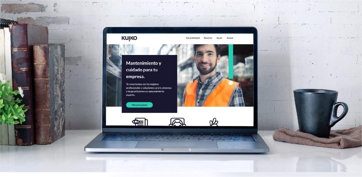 Web KUIKO Interfaz