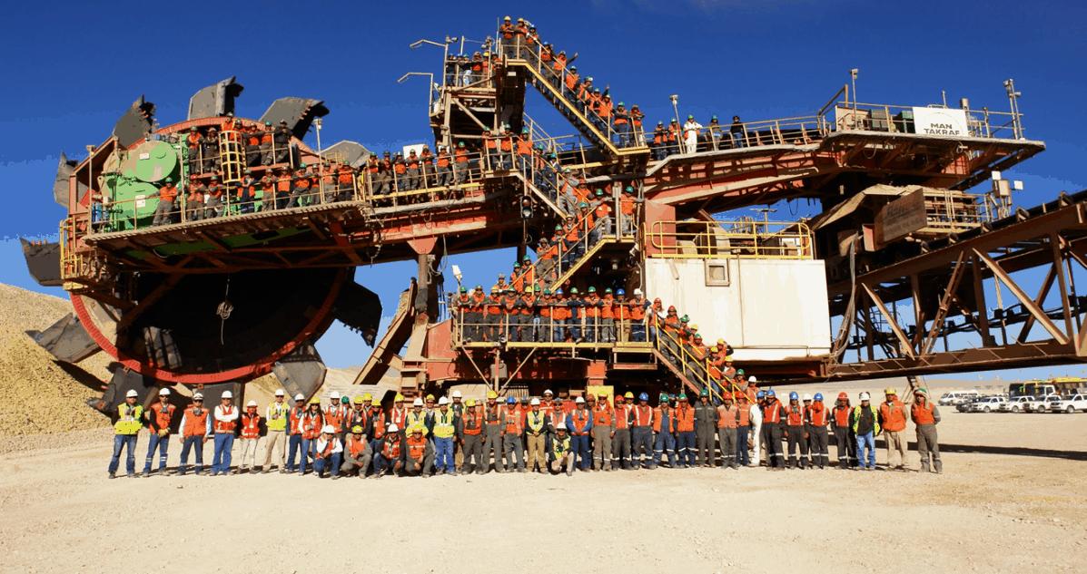 foto de grupo Ferrovial Servicios Chile