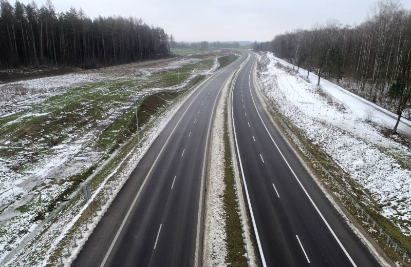 Budimex Put into Operation Another Section of Olsztyn Beltway on S51 Three Months Before Deadline