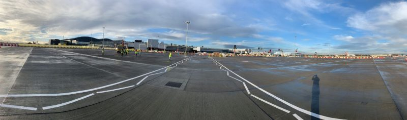 Ferrovial Agroman Completes Terminal 1 Stands Package