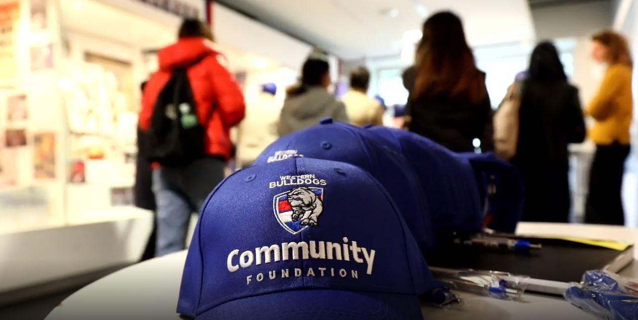 Western Bulldogs Community Foundation es la sección social del club de fútbol australiano Western Bulldogs
