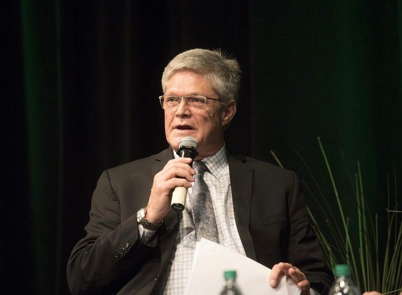 Robert Hinkle en 10ª Cumbre Anual del Transporte del Noreste de Tarrant
