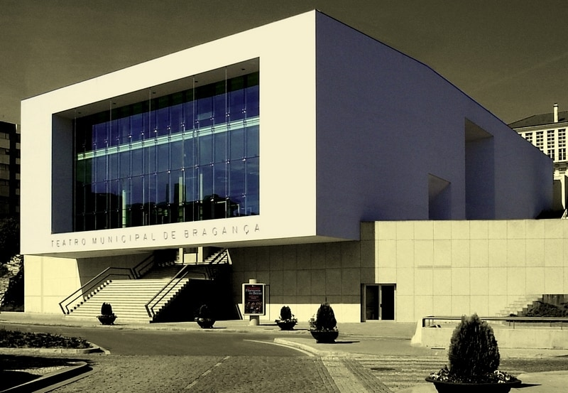 teatro municipal bragança mantenimeinto