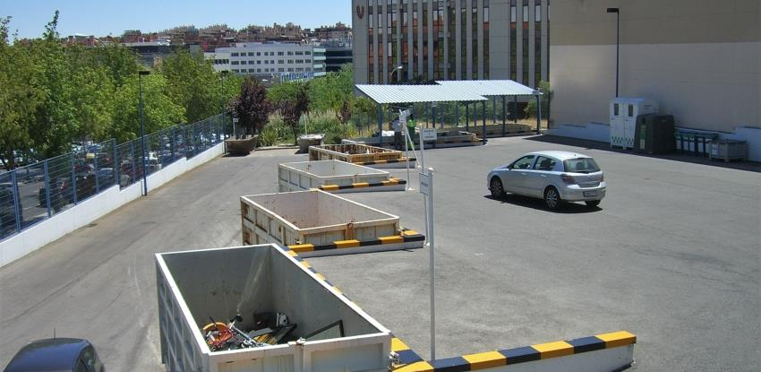 Ferrovial Services Renews Special Collection Points and Home Sanitation Operations Service in the City of Madrid