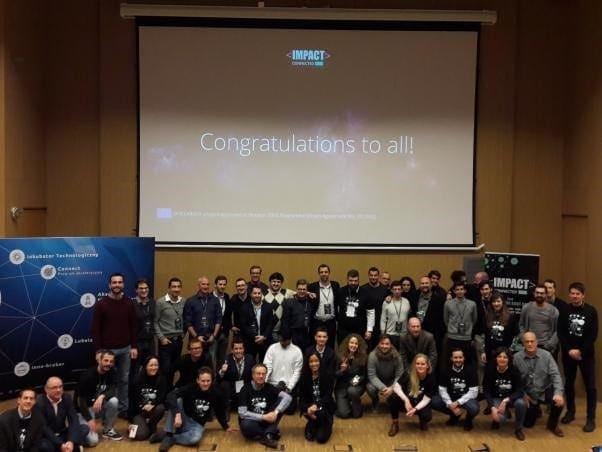 24 empresas seleccionadas en el ICCAR Jury Day junto con los socios de proyecto en Lublin (Polonia)